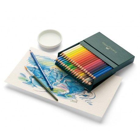 Studio Box 36 Crayons Aquarellables Albrecht Durer Faber