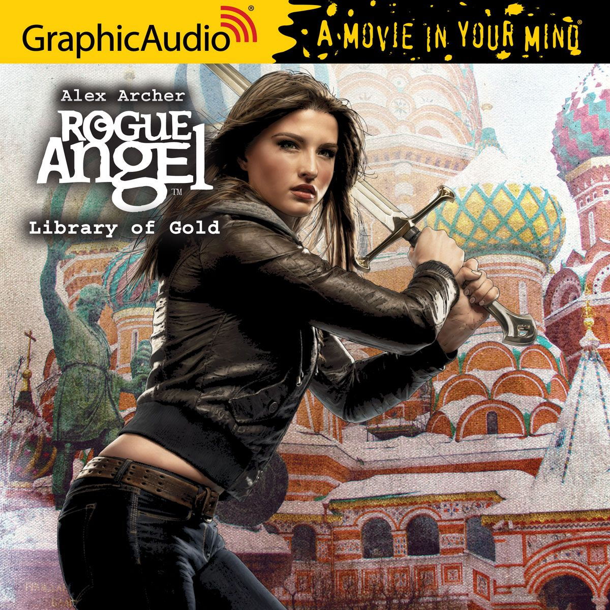 Rogue Angel Library Of Gold By Graphicaudio On Soundcloud