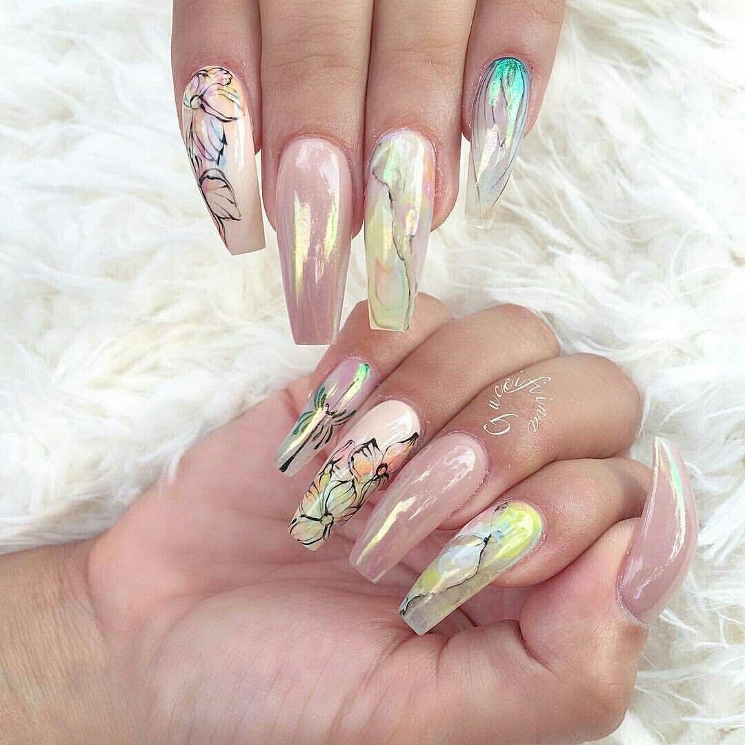Pin @IIIannaIII | Nails | Pinterest | Nail nail, Makeup and Funky ...