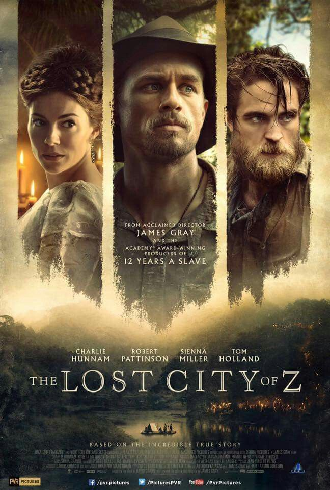 Pin by Soumik Roy on MOVIES OF THE WORLD Lost city of z