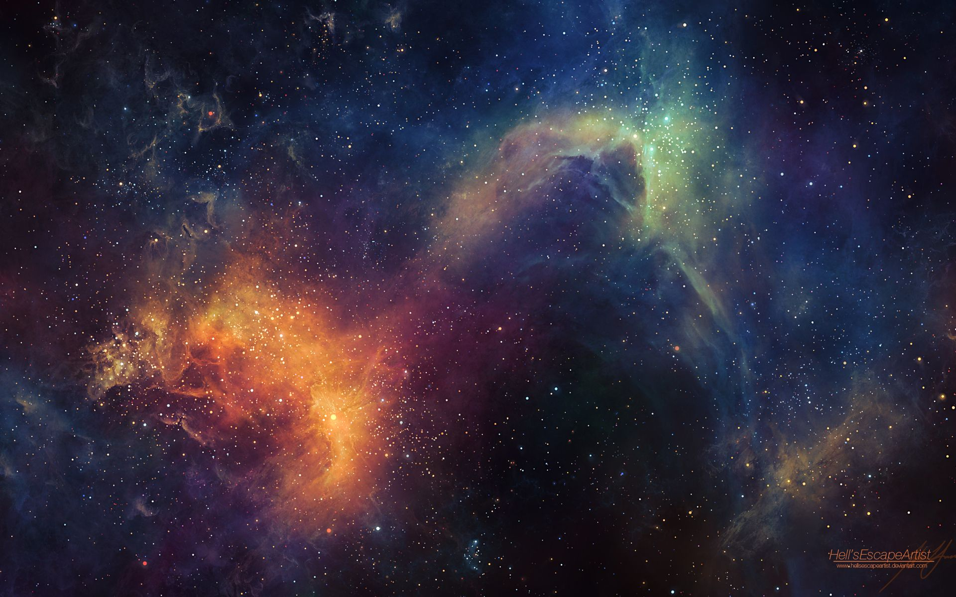 Space Stars Bing Images A collection of dust and gas