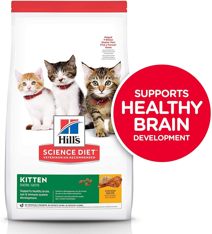 Best Kitten Food Top 7 To Buy In 2019 Reviewed Kitten Food Hills Science Diet Science Diet