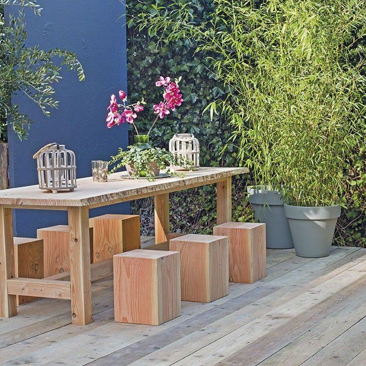 Hollands houten tuinmeubelen #hollandshout #staatsbosbeheer #tuinmeubelen #robuust #intratuin