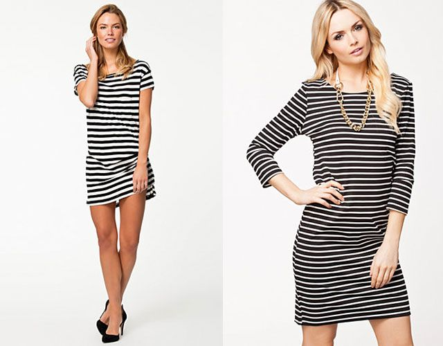 Hunkydory Asua jersey dress