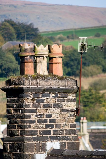Day 283 Chimney Tops Chimney Design English Country Cottages Chimney Sweep