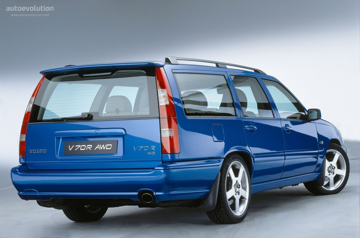 Volvo V70 R Awd Estate Car Touring Cars Winner Volvo V70 Volvo Volvo Cars