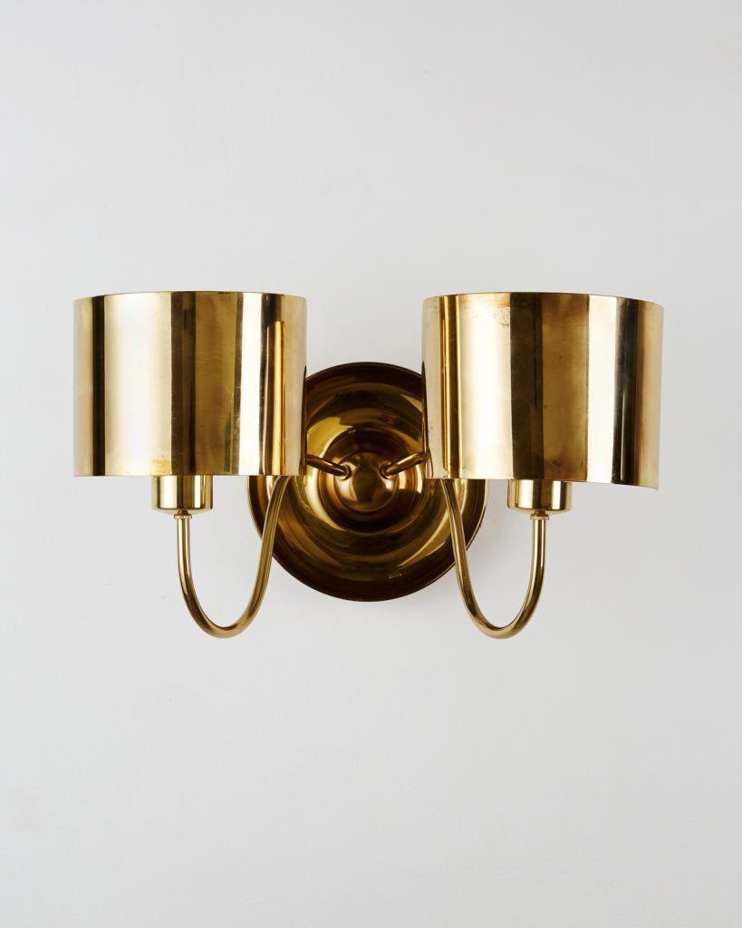 Wall Lamp Designed By Josef Frank For Svenskt Tenn Modernity Lamp Design Wall Lamp Wall Lamp Design