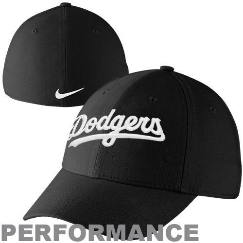 74c9ca44d Nike L.A. Dodgers Legacy 91 Swoosh Dri-FIT Flex Performance Hat ...