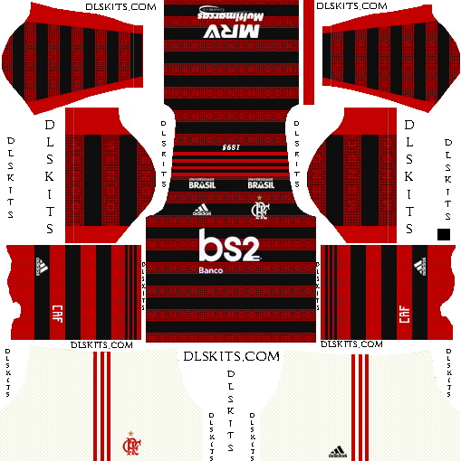 Adidas Flamengo Kits 2019 2020 Dream League Soccer Kits Soccer Kits Soccer Soccer Logo