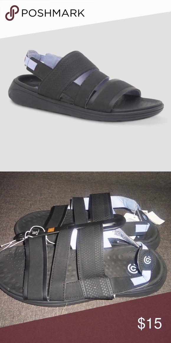 champion strap sandals