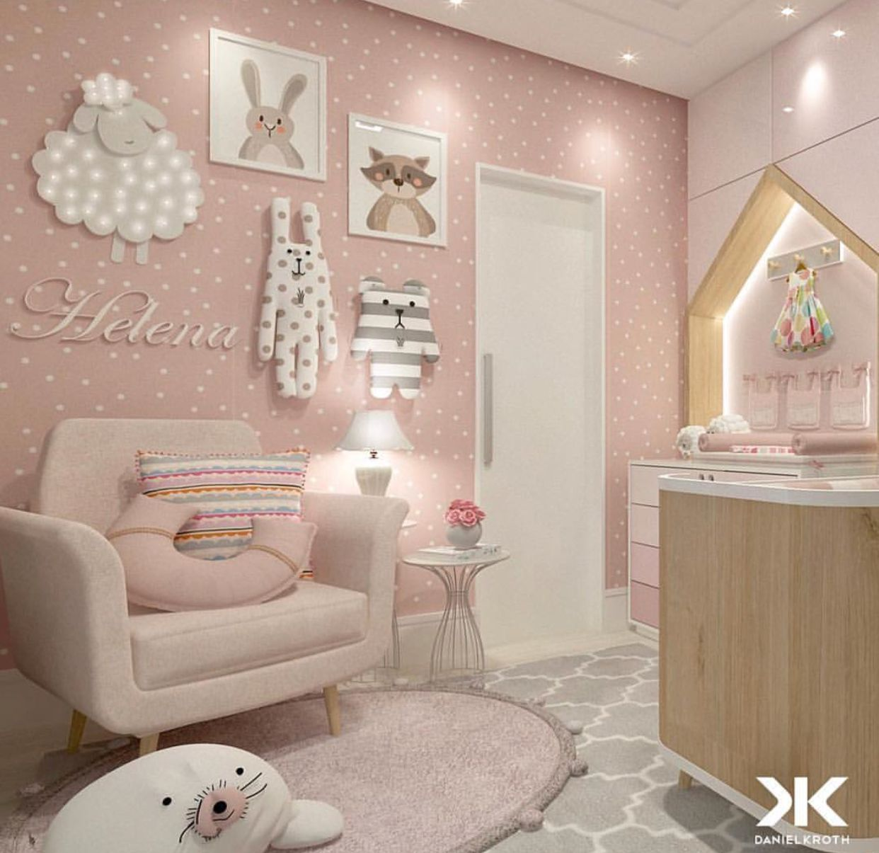 Cuarto Isa Cuarto Bebes Pinterest Girls Bedroom Bedroom Und Room