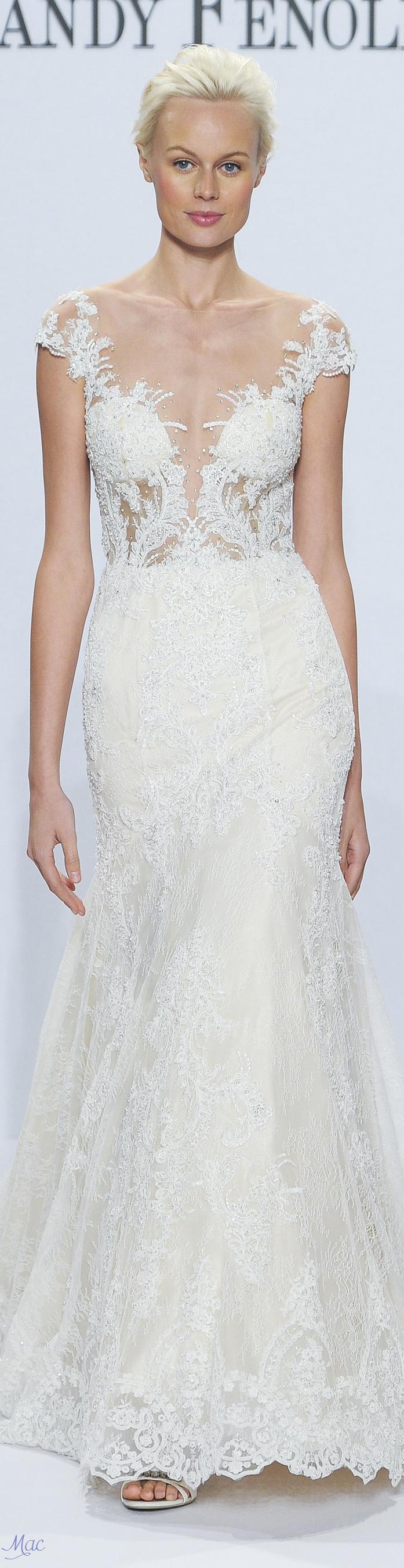Randy fenoli wedding dresses  Spring  Bridal Randy Fenoli  Spring  Bridal  Pinterest