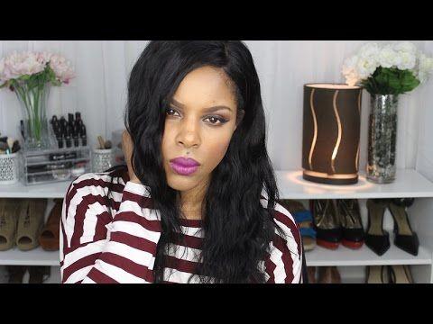 Virgin Lace Wig Ft. ILACEWIGS.COM | Style LFW308