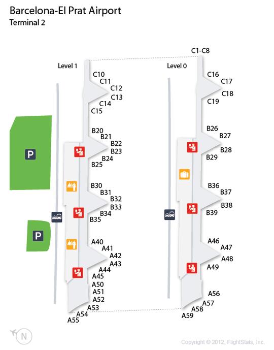 Flightstats Airport Map Airport Airports Terminal