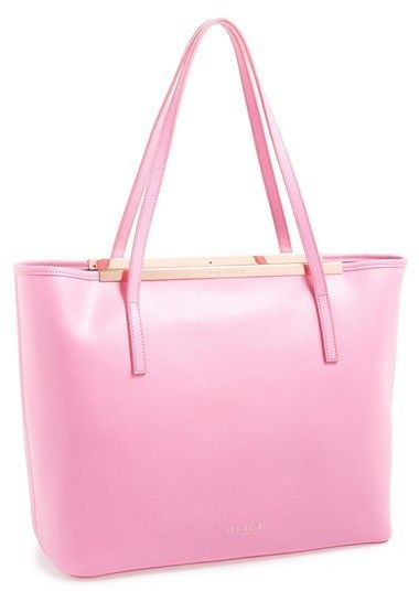 04aad773d1d7 Ted Baker London  Isbell  Leather Tote on shopstyle.com
