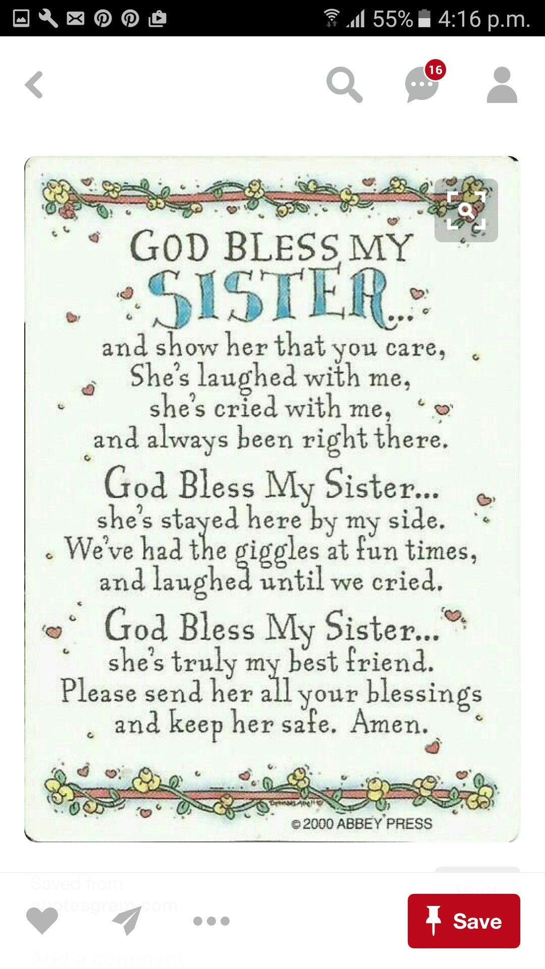 Pin By Ruby Paul On Sisters Prayers For Sister Sister