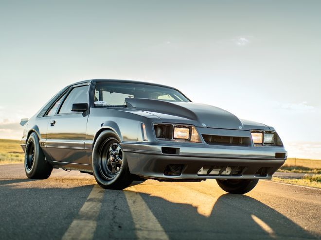 Hod Rod And Muscle Cars 1986 Ford Mustang Gt Was A Decade In The Making Mustang Gt Ford Mustang Gt Mustang