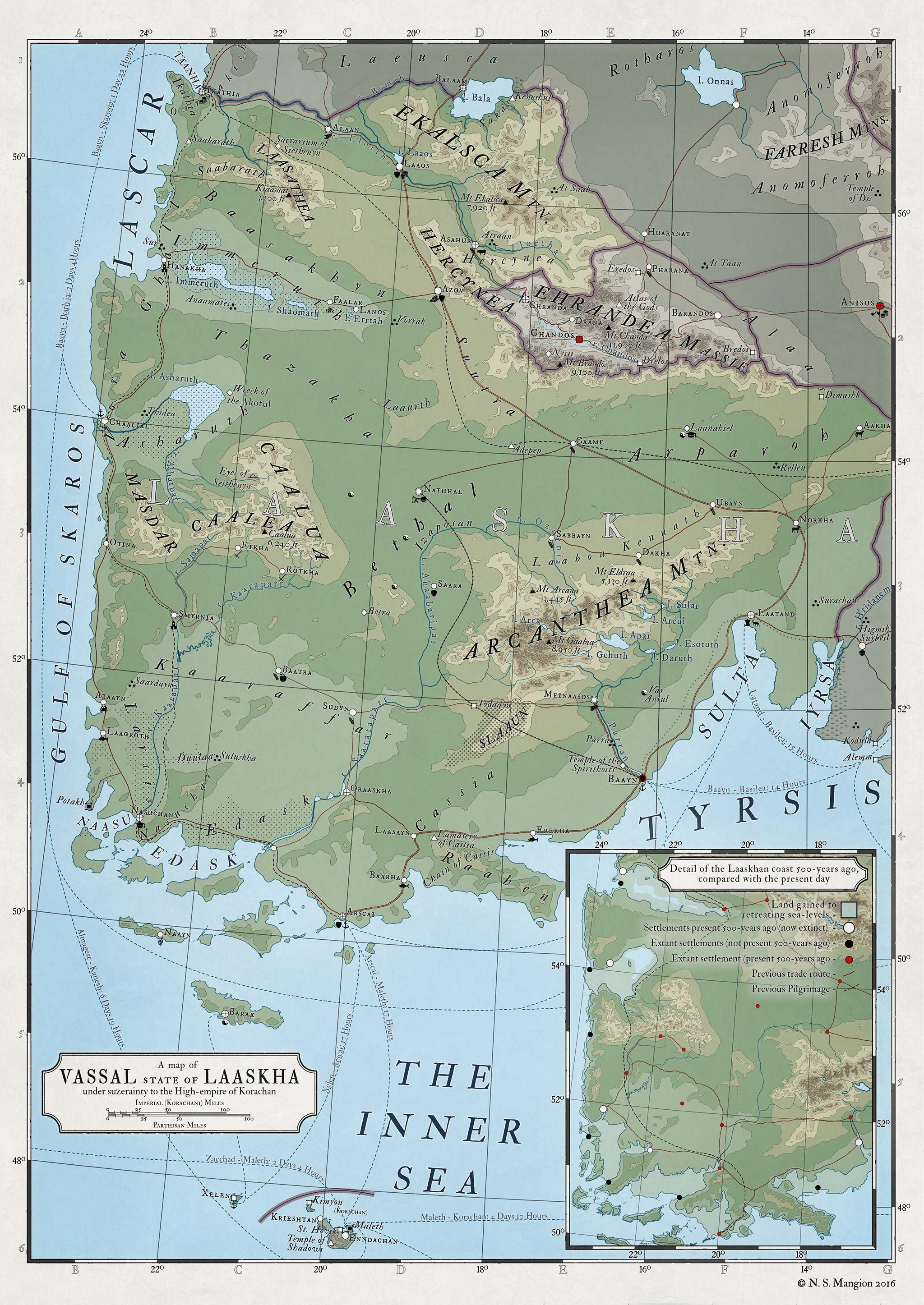 Fantasy Life World Map.Atlas Elyden Laaskha Gaming Maps Pinterest Fantasy Map