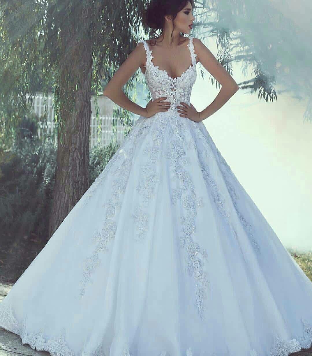 Pin by Seda_M on Gelinlikk HAYALIMM | Pinterest | Wedding dress ...