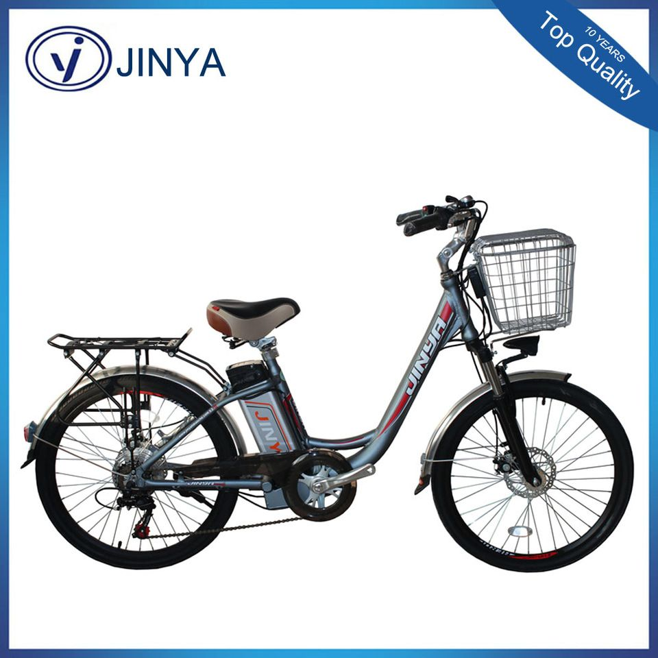 Tianjin Jinya Lithium Battery Electric Bike Electric Bike Tianjin Bike