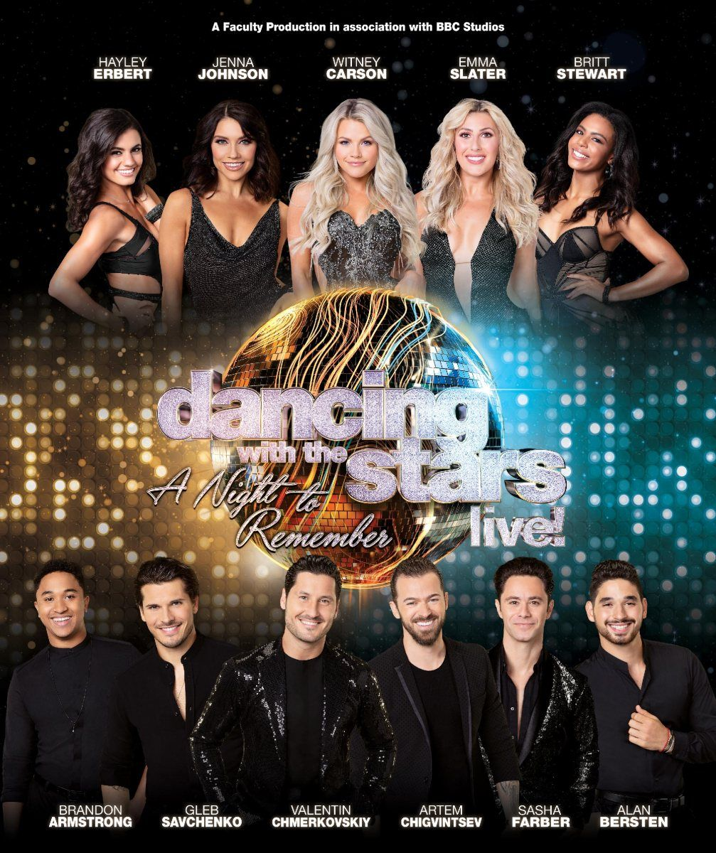 """Dancing with the Stars: Live! – Light Up the Night"""" Tour Ticket Giveaway"""