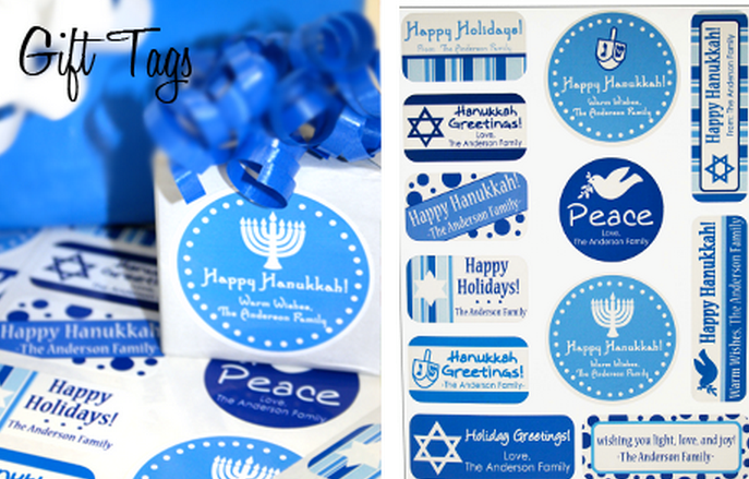 20% off Holiday Gift Labels