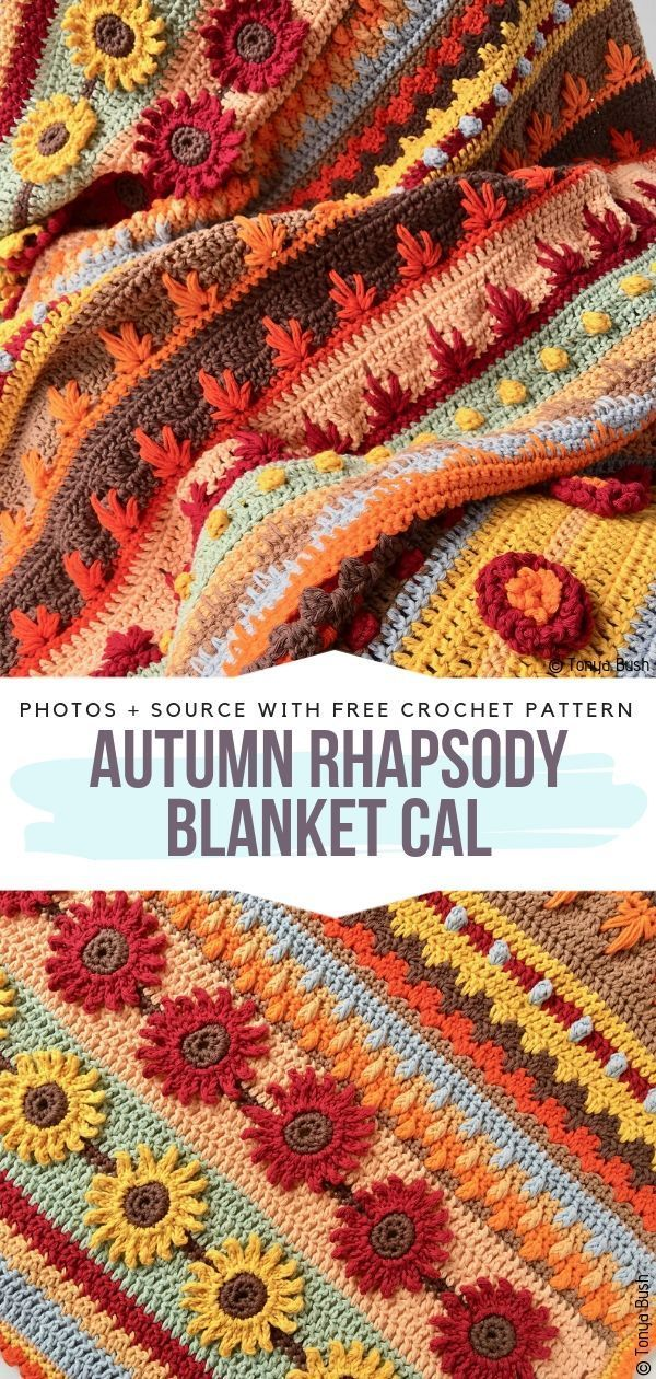 Fall Crochet Blanket Ideas Free Patterns