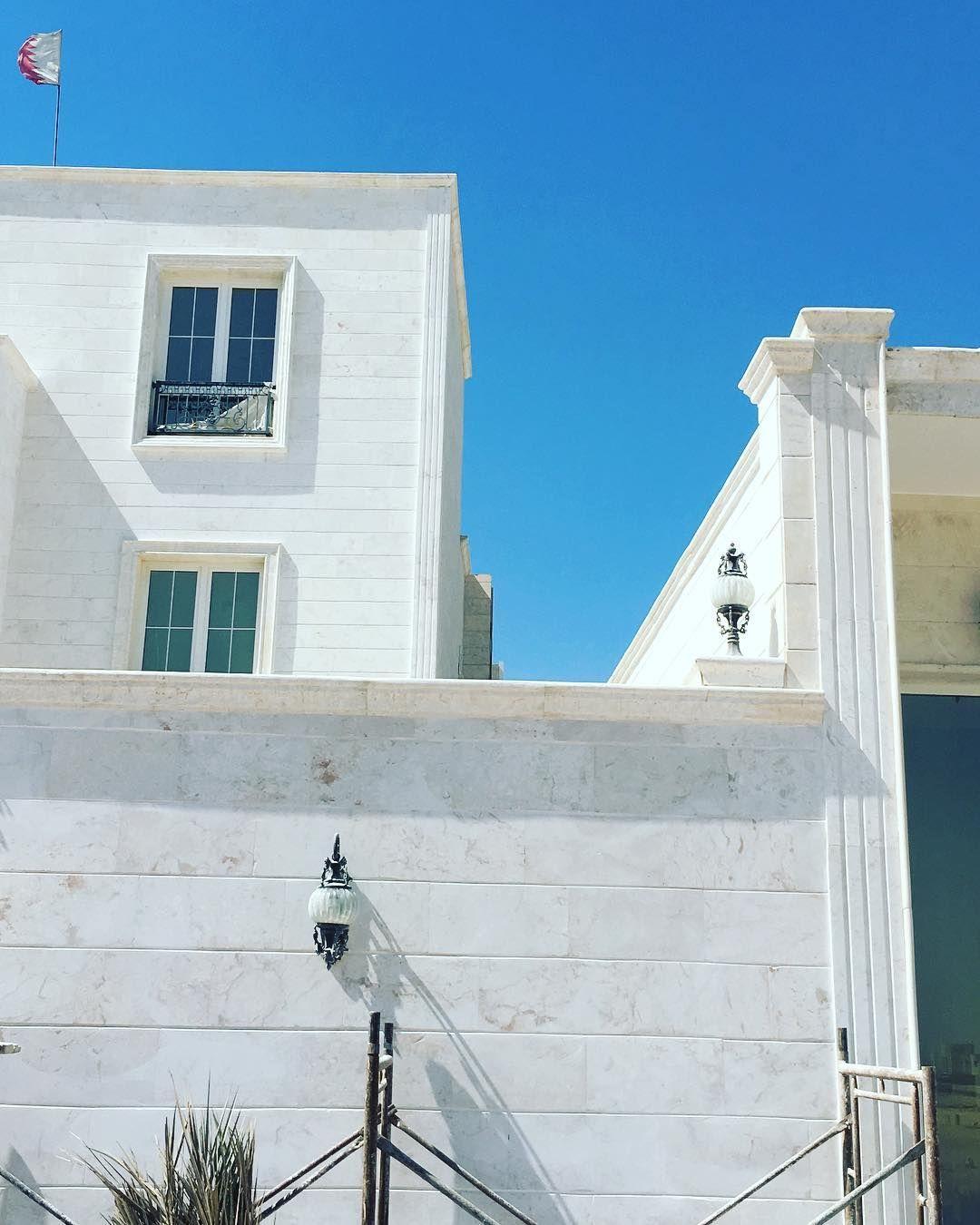 بعض اعمالنا في قطر روضة الحمام سنفرة Polish Stone Decor Gypsum Paint Qatar Doha حجر سوري بناء قطر ديكور جبس تصمي Outdoor Decor Home Decor Decor