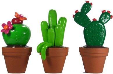 Cactus - FimoCreations