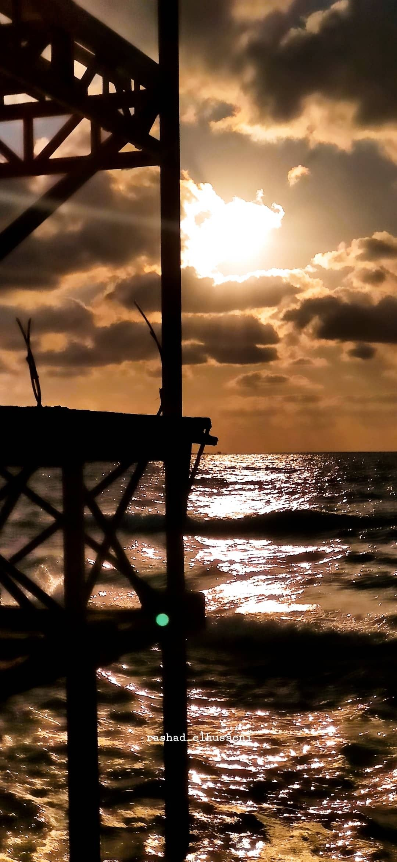 بحر البحر الساحل الساحل الشمالي اجازة مصيف سماء رمله نقاء صيف الصيف٢٠١٩ الشمس شاطئ جولة Instagram Photo Photo And Video
