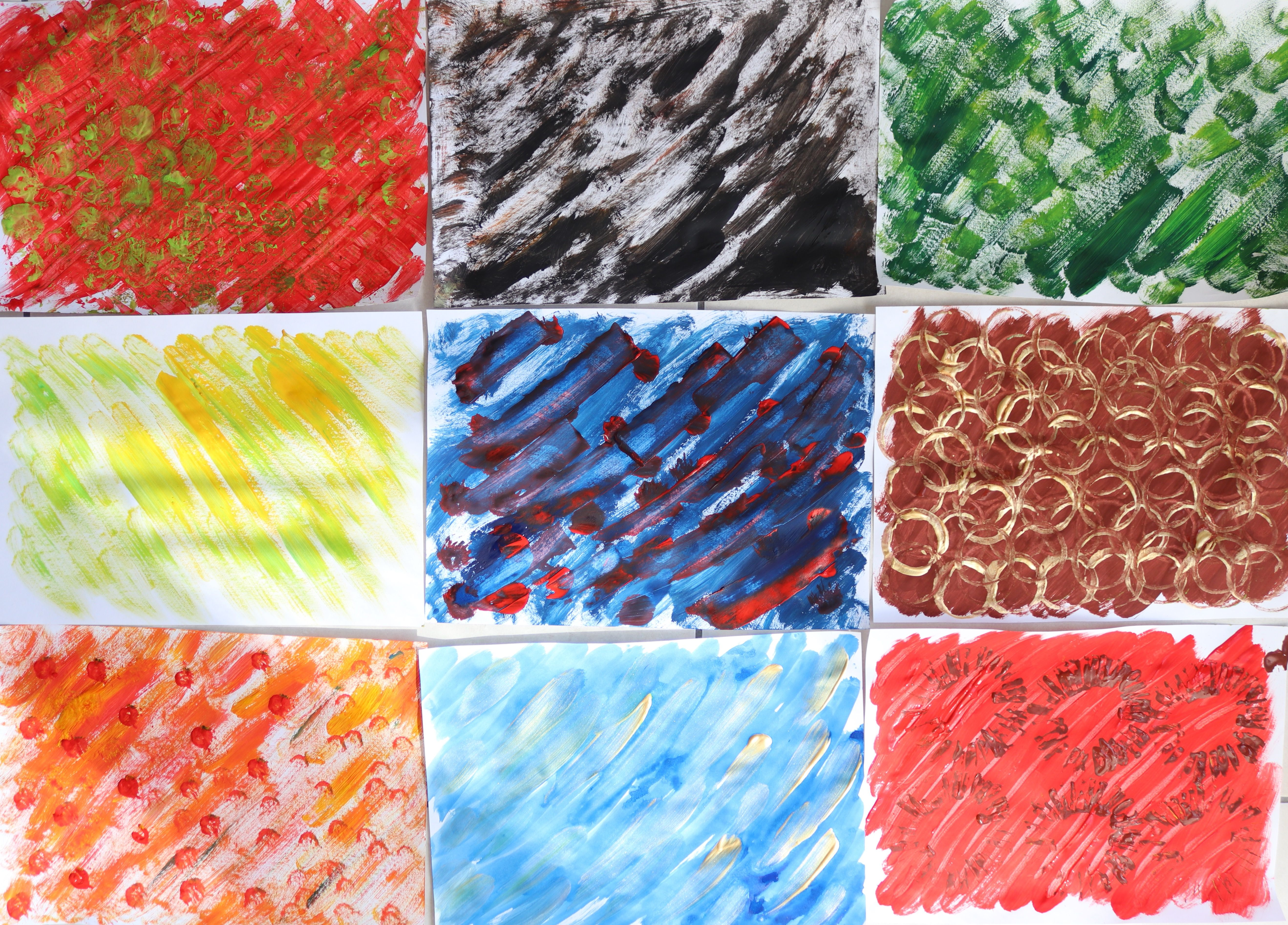 Eric Carle Backgrounds