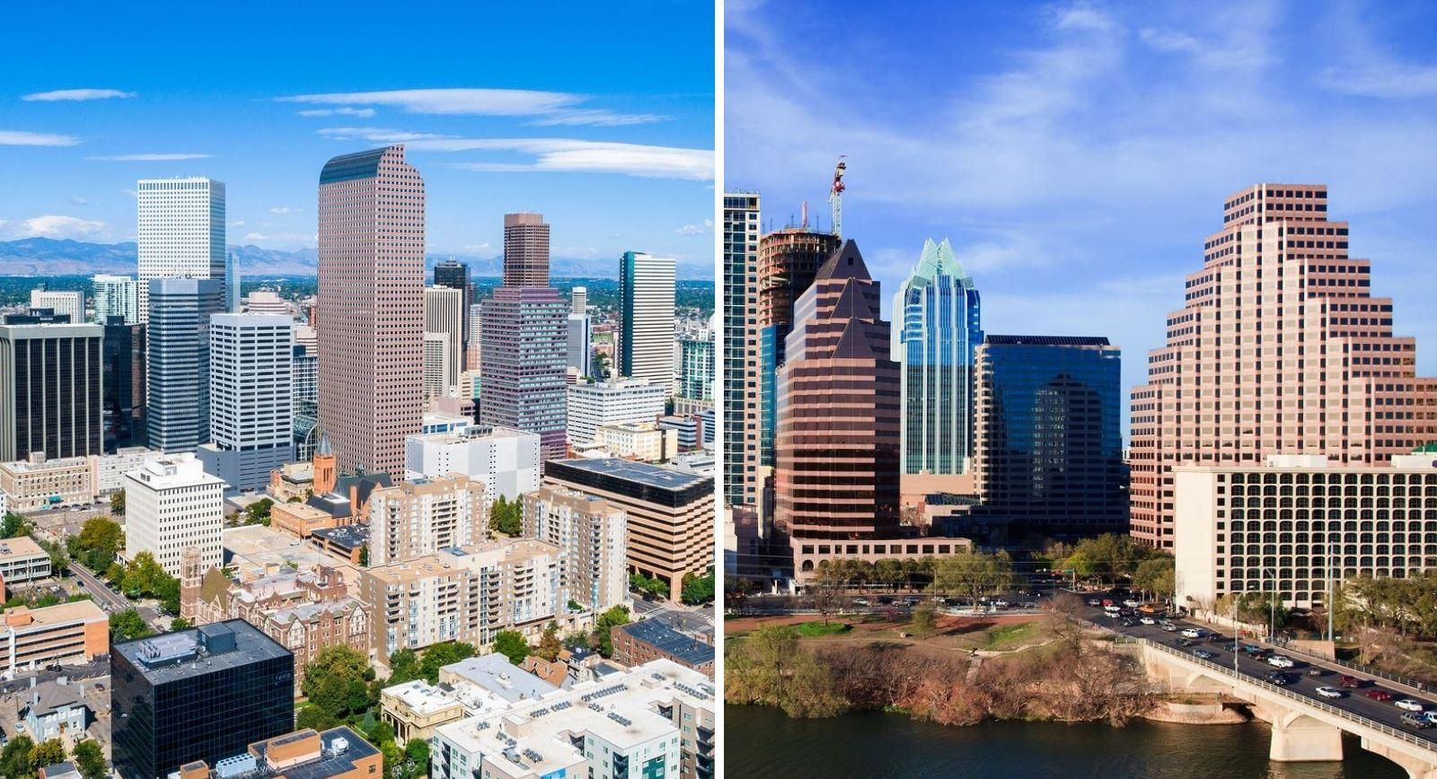 People Are Leaving the California Real Estate Market for 2 Cities