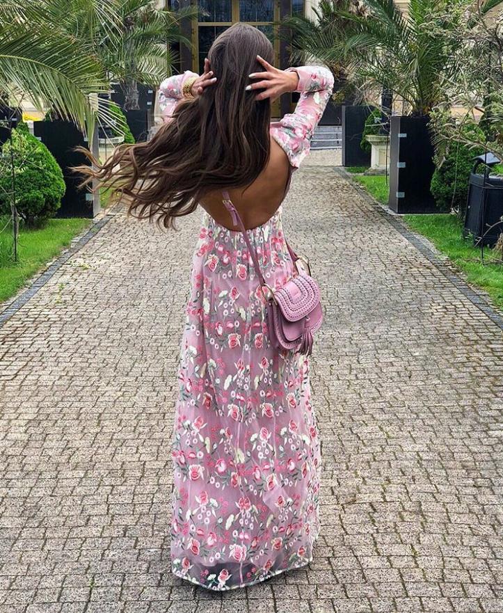 Kwieciste Sukienki 2017 Sukienki W Kwiaty Wiosna W Twojej Szafie Short Mini Dress Fashion Summer Dresses