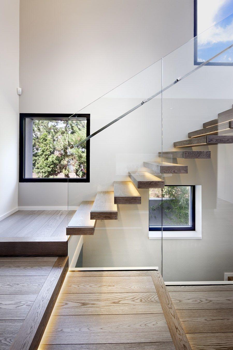 Schön Holz Treppe Design Atmos Studio Galerie - Die Besten Wohnideen ...