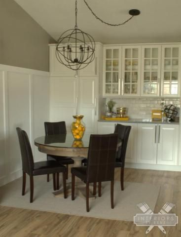 Great Room Reveal Open Concept Livingdining Room & Kitchen Classy Ikea Living Dining Room Decorating Inspiration