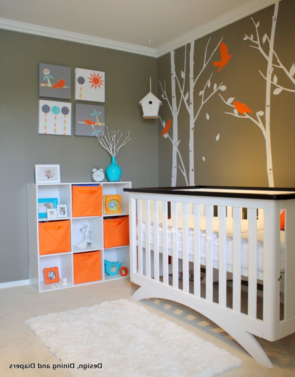 adorn your baby and kids room by applying very cute bird themed rh pinterest fr