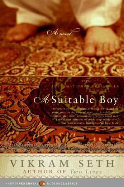 A Suitable Boy By Vikram Seth Good Books Reading Challenge Books To Read