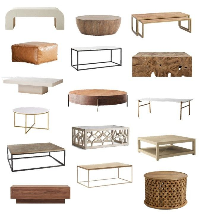 These Beautiful Coffee Tables Will Update Your Living Room With A Touch Of Modern Style Homedecor Coffee Table Modern Coffee Tables Affordable Coffee Tables