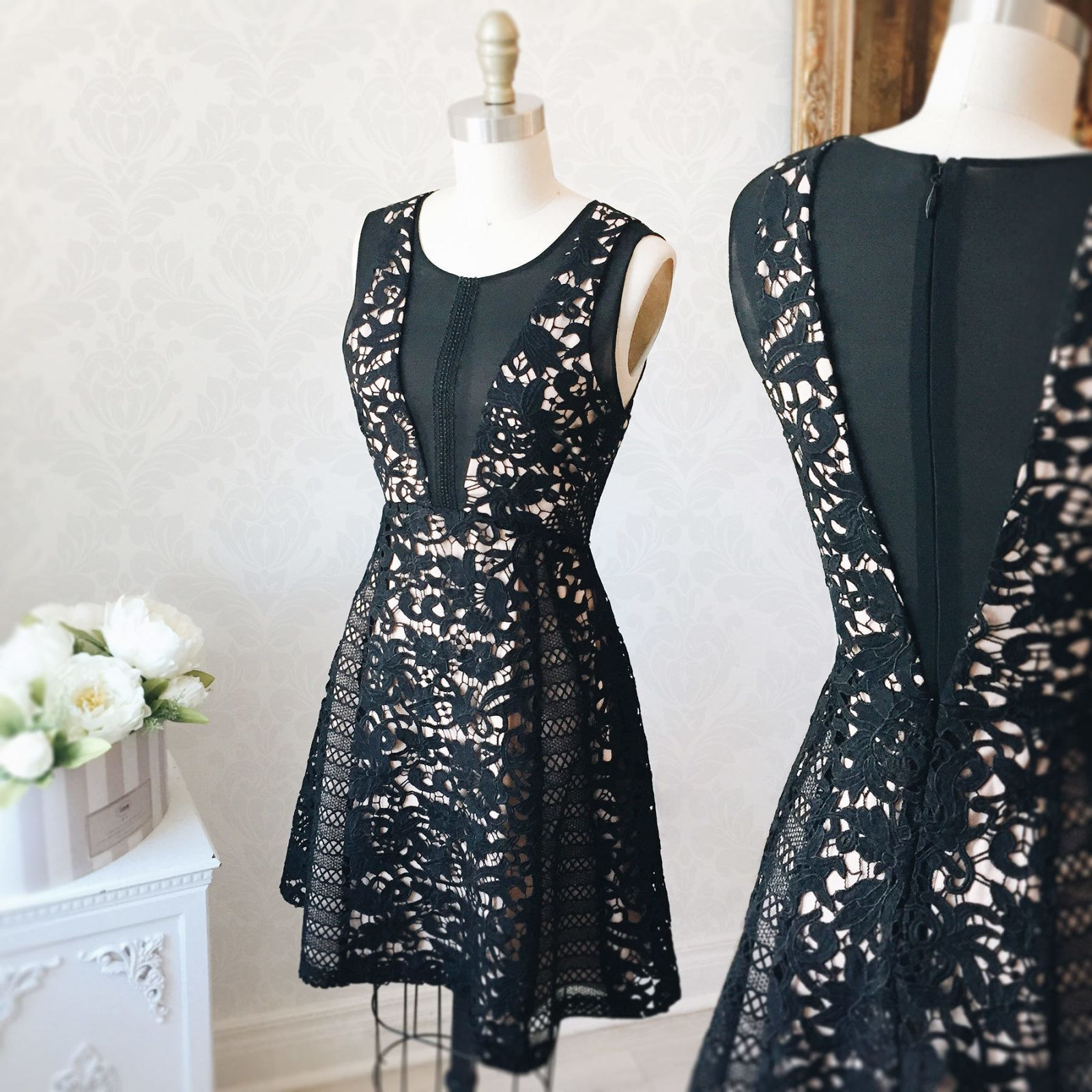 Tally aussi disponible en fuschia estilo pinterest robe prom