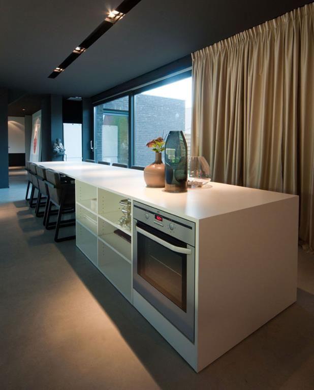 cuisine design ilot central - Recherche Google Casa-CUISINES