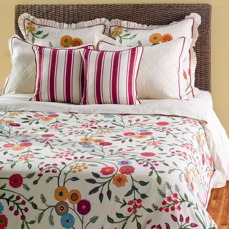 I pinned this Dartmouth Bedding Set from the Bright Bedroom event at Joss and Main!