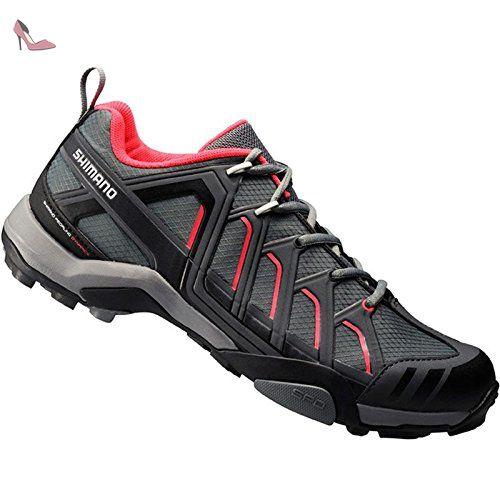 Shimano - Chaussures VTT WM34 Femme Noir 2014 - Chaussures VTT PtfP5