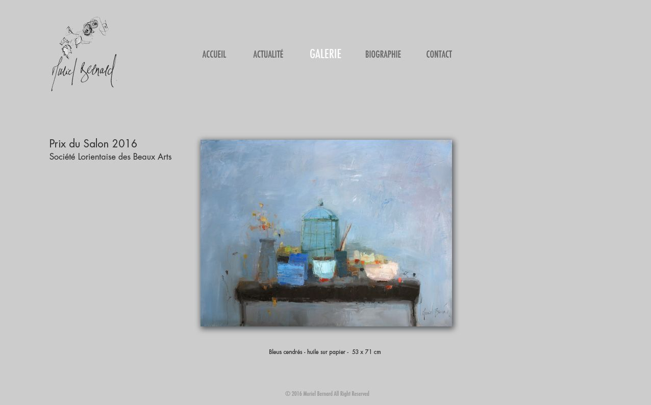 Site Des Artistes Peintres muriel bernard artiste peintre à vannes en bretagne france