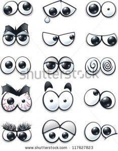 Okuloncesi Goz Burun Agiz Cartoon Eyes Eye Drawing Cartoon Faces
