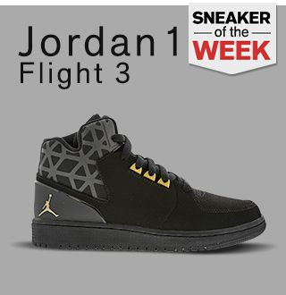 Air Jordan 1 Vol Casier 3 Pieds