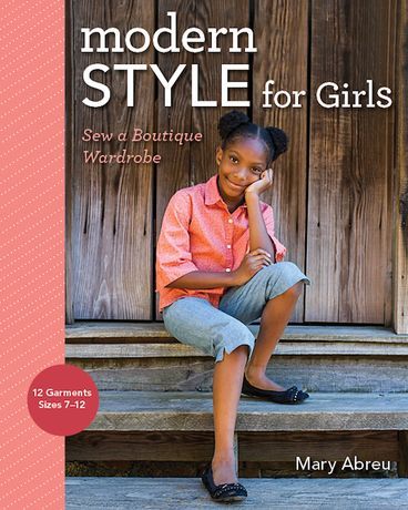 Cover of Modern Style for Girls