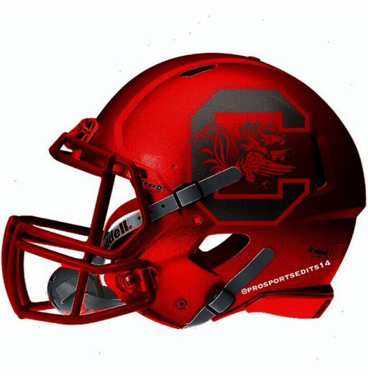 Pin By Oldschool On Gamecocks Gamecocks Football College Football Helmets Carolina Football