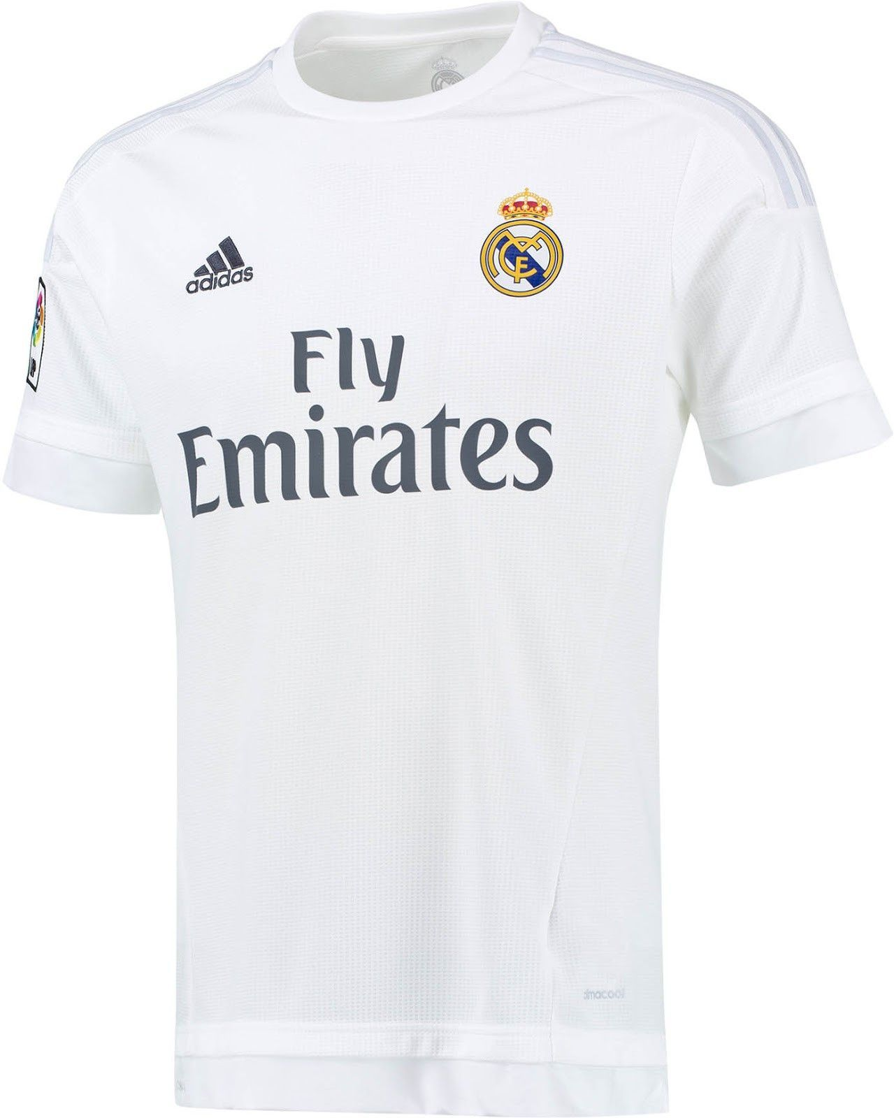 buy popular ca4ff 44df2 Real Madrid Jersey Home Youth and Boys Sizes 2015 2016 ...