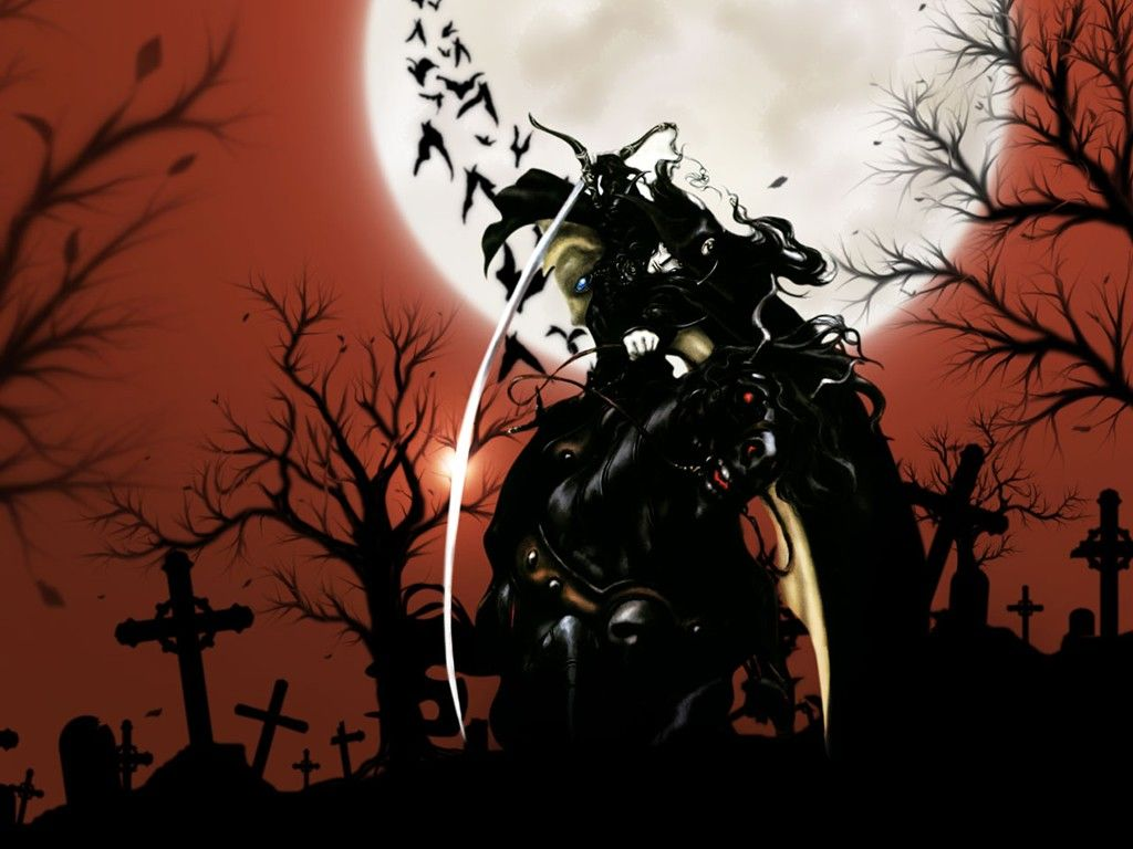 Japanese Manga Vampire Hunter D Cool Vampire Wallpapers Vampire Hunter