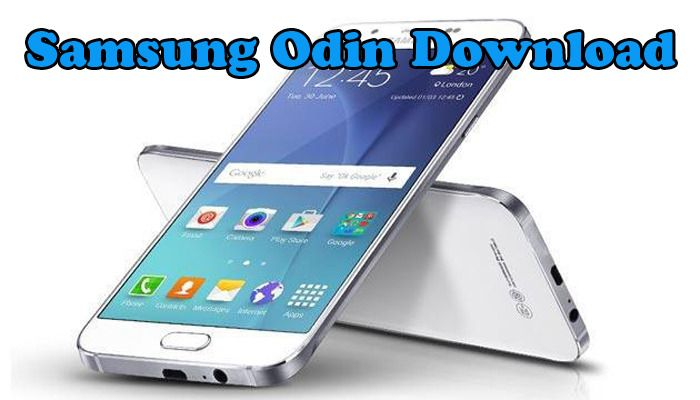 Samsung Odin Free Download and flash the custom firmware
